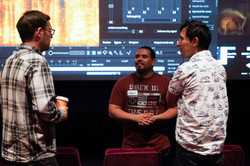 Post Production Seminar for Production Mixers