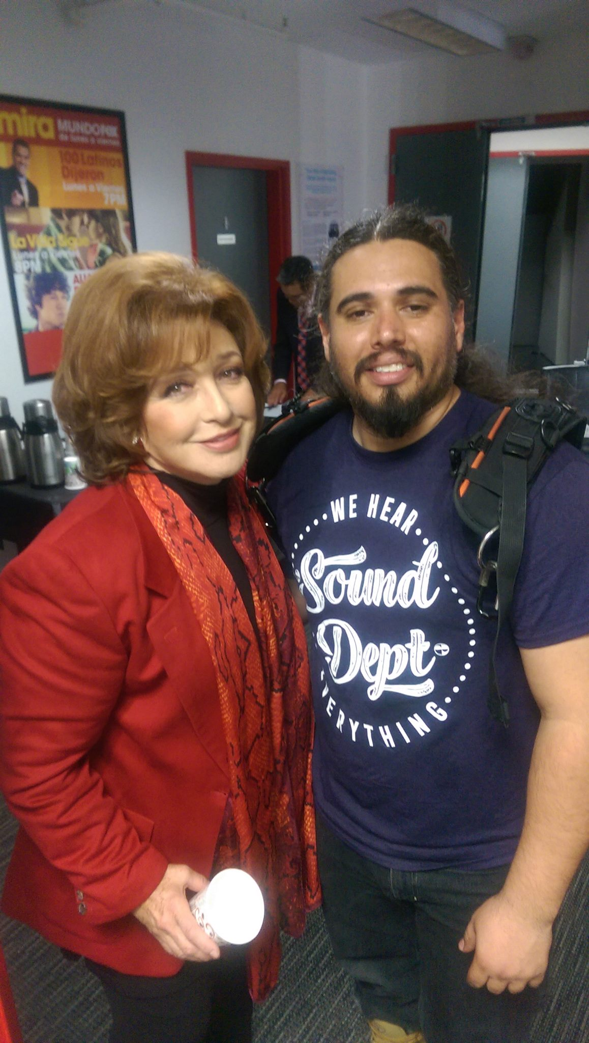 Angelica Maria, Spanish/Latino America TV Icon