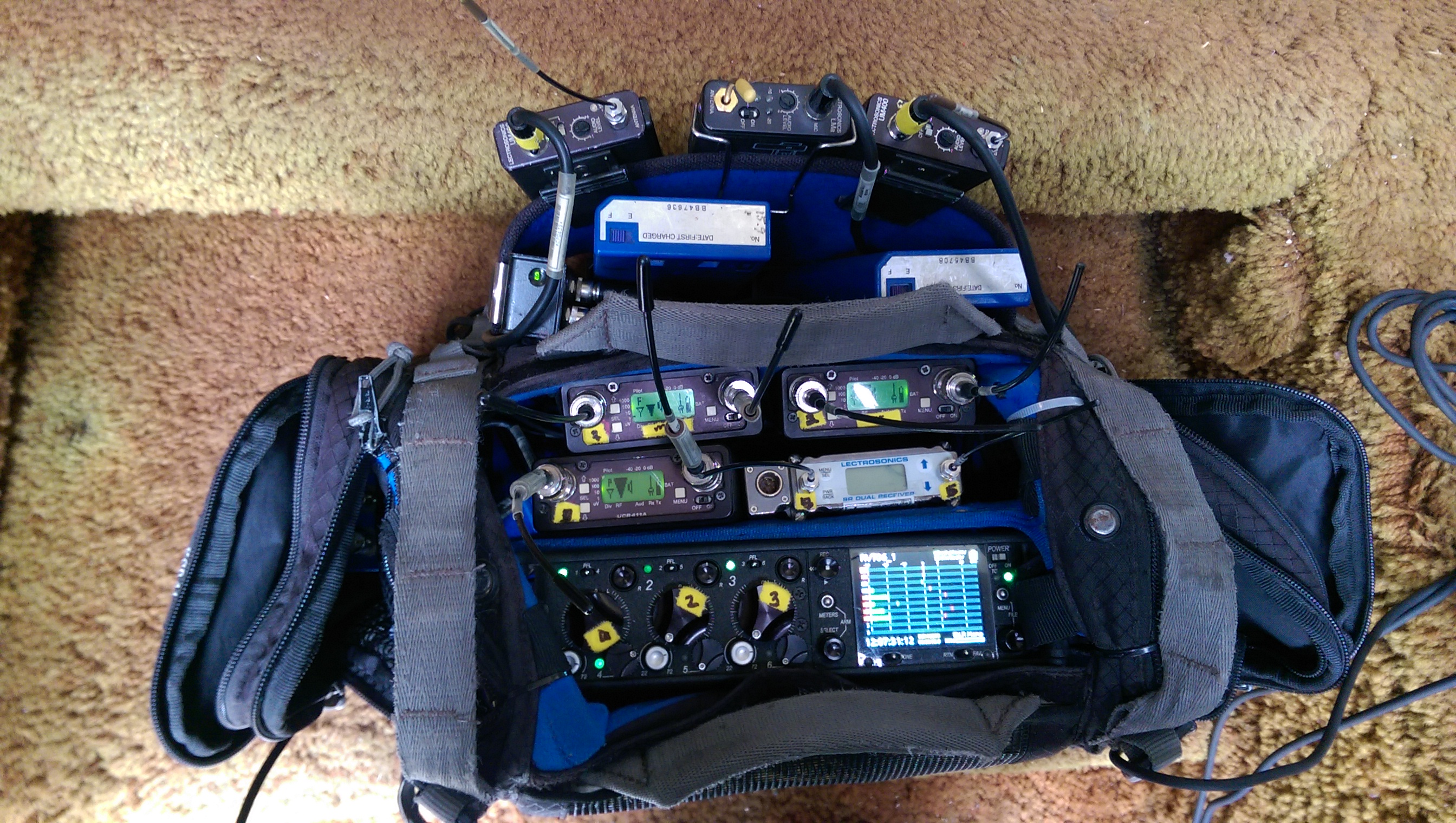 All Lectrosonics Bag