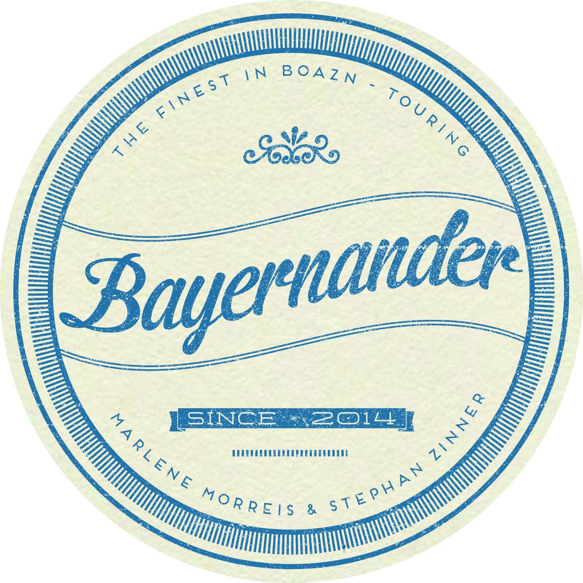 Bierdeckel Bayernander