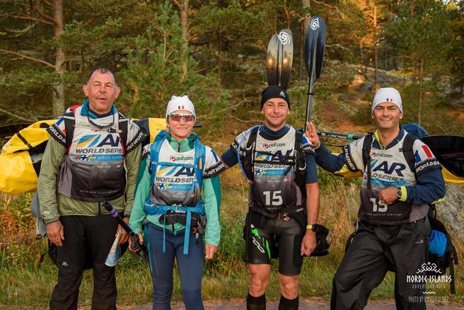 Nordic Islands Adventure Race - J5-6
