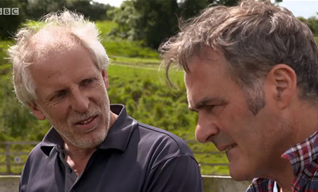 Jim Bettle on BBC Countryfile Summer Diaries.
