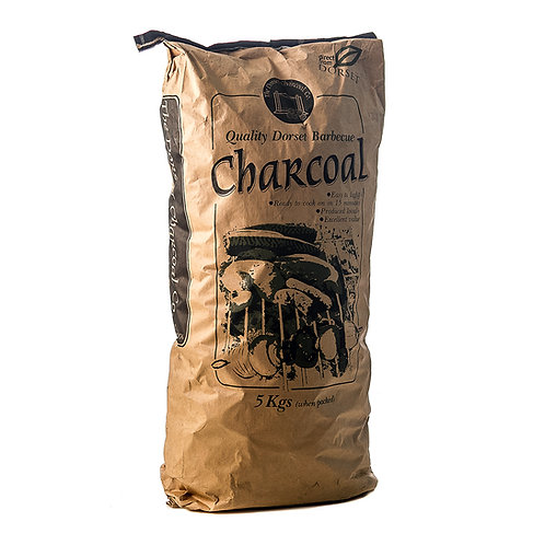 Barbecue Charcoal 250kg Pallet