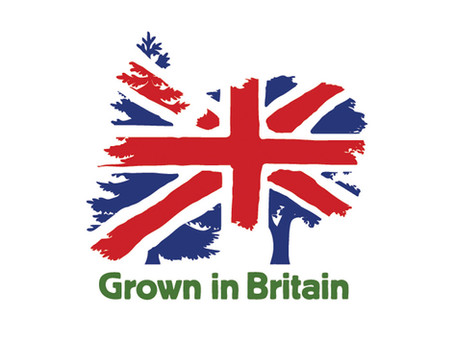 Grown in Britain.