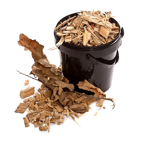 Oak Wood Chips 330g