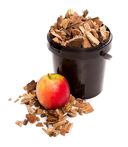 Apple Wood Chips 330g