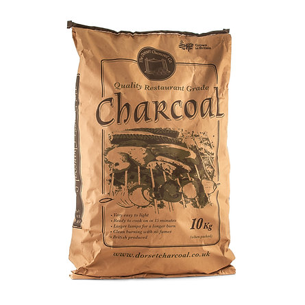 Restaurant Grade Barbecue Charcoal 250kg Pallet