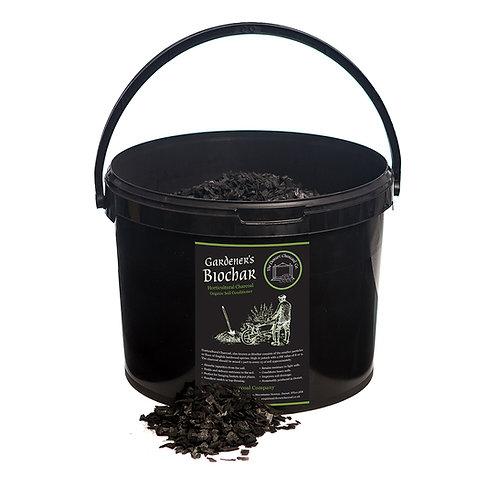 Gardener's Biochar 3.5kg Tub