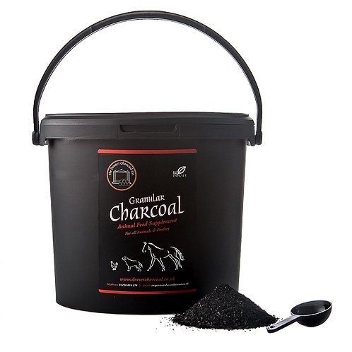 Granular Charcoal Animal Feed Supplement 3.5kg