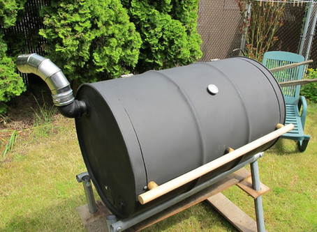 Build Your Own Barbecue.