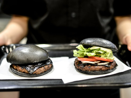 Is Charcoal The New Black?
