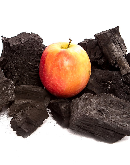 Apple Wood Charcoal 10kg