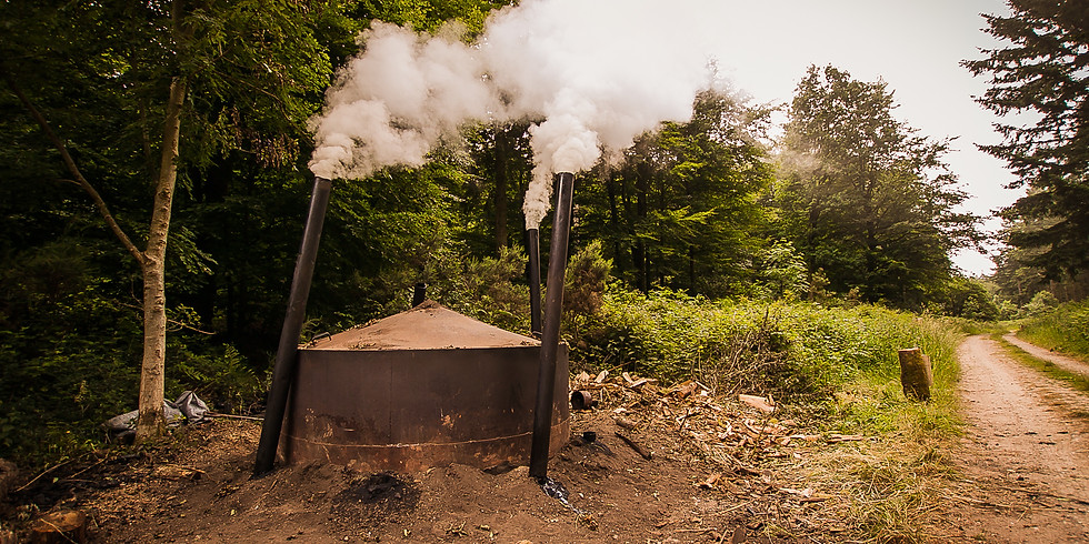 Charcoal Burning Course