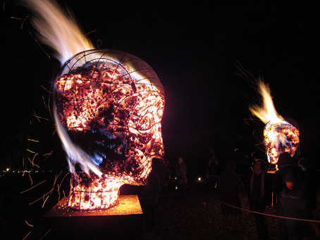 Dorset Charcoal and the Aberdeen City of Light Festival.