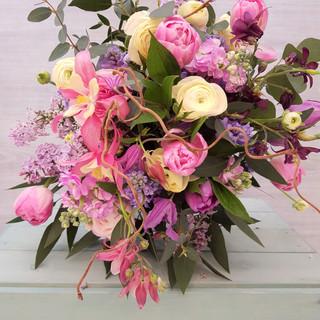 Bee bouquet