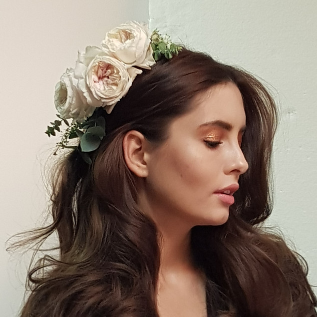 Wedding Hairpiece