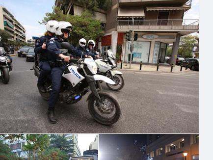 ΕΚΦΟΒΙΣΜΟΣ αστυνομικού της ομάδας ΖΗΤΑ στην εκδήλωση ΕΛΕΥΘΕΡΩΝ ΑΝΘΡΩΠΩΝ στην πλατεία Καραϊσκάκη ΑΘΗΝ