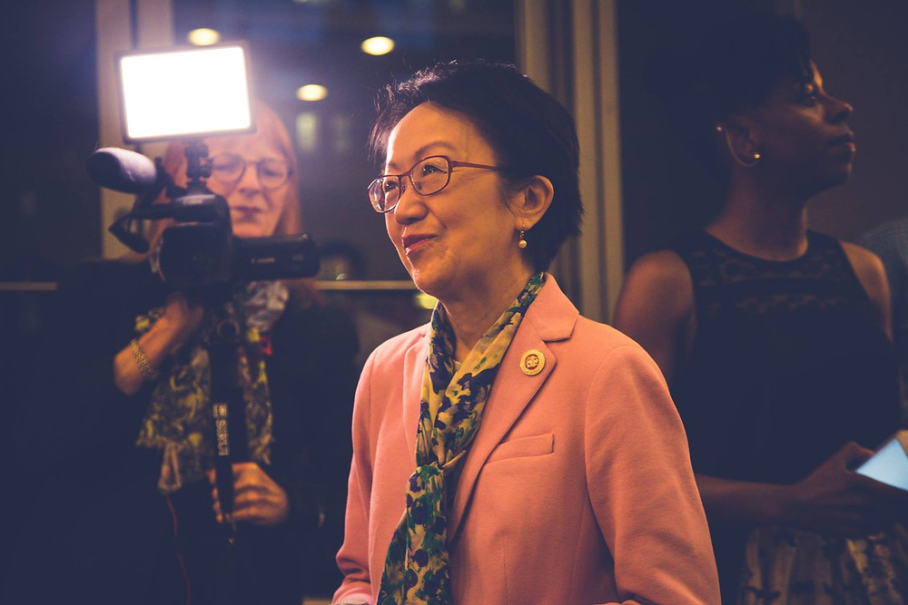 City Council Member Margaret Chin