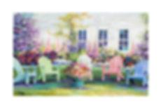 Adirondeck Chairs & Lilacs 80res.jpg