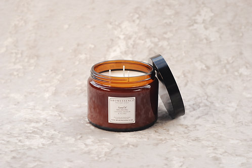 Balancing Geranium, Lavender & Tea Tree - Apothecary Jar 500ml