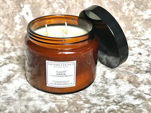 Sensual Ylang Ylang & Cardamom - Apothecary Jar 500 ml