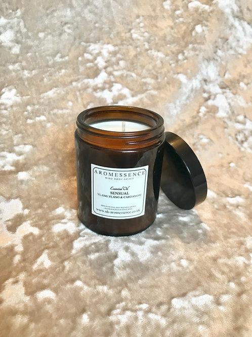 Sensual Ylang Ylang & Cardamom - Apothecary Jar 180 ml