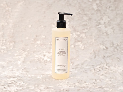 Relaxing Natural Hand & Body Wash
