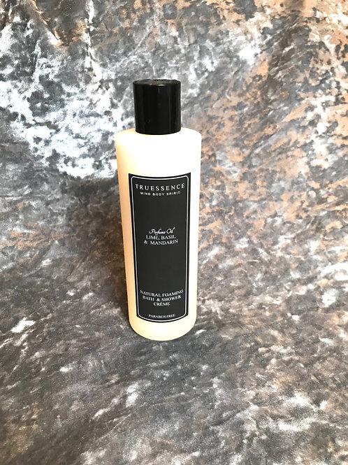 Lime, Basil & Mandarin - Natural Foaming Bath & Shower Créme