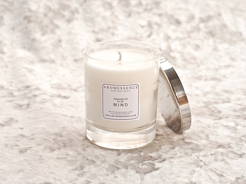M I N D  - Signature Collection Glass Candle