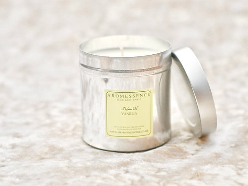 Vanilla - Candle in Tin