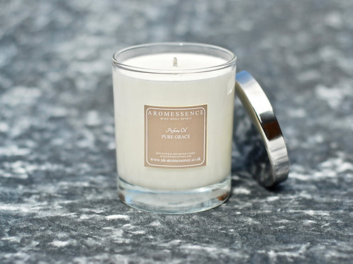 Pure Grace - Glass Candle
