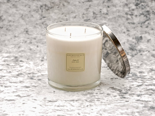 Soul Free - 3 Wick Glass Candle