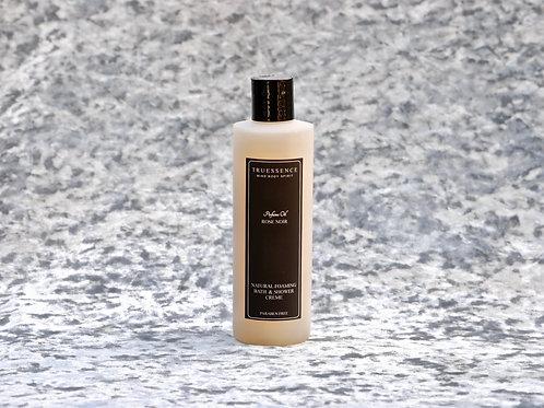 Rose Noir - Natural Foaming Bath & Shower Crème