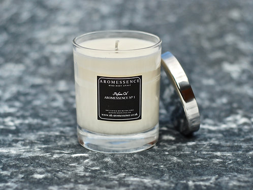 Aromessence No 1 - Glass Candle