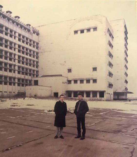 Pump, winter 1987
