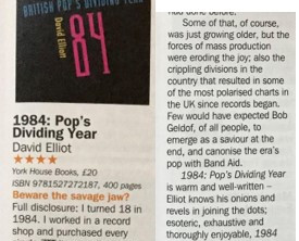 4 stars in Record Collector