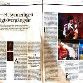 Svenska Dagbladet, Feb 2021