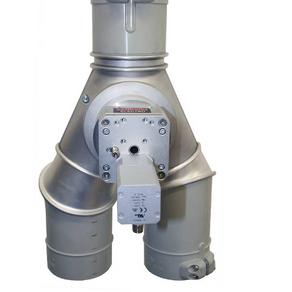 2 - way valve in electro version