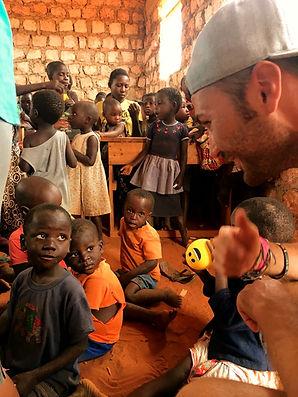 kenya orfanotrofio bambini