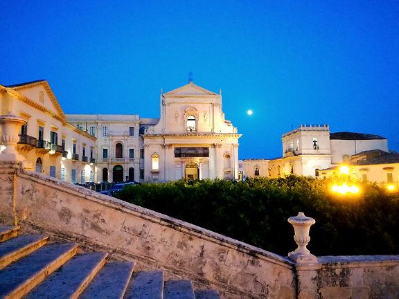 Sicilia Noto Duomo