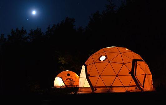 Piedmont Langhe big bubble Gaia's Spheres