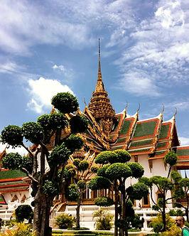 Thailandia Bangkok Grand Palace