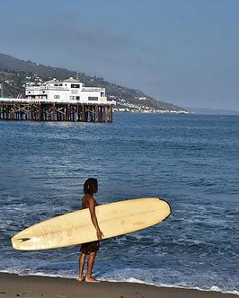 California Los Angeles surf