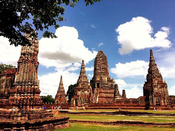 Thailandia Ayutthaya tour rovine antica capitale
