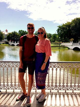 Thailandia Bang Pa in Summer Palace