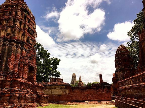 Thailandia Ayutthaya tour rovine