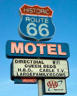 California dove dormire motel