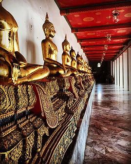 Thailandia Bangkok Grand Palace buddha