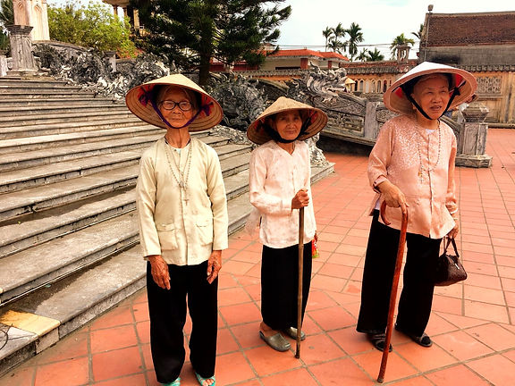 Vietnam popolazione