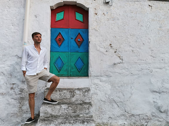 Ostuni Puglia porta